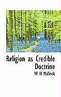Religion as Credible Doctrine