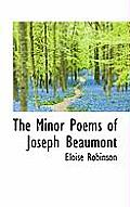 The Minor Poems of Joseph Beaumont