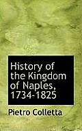 History of the Kingdom of Naples, 1734-1825