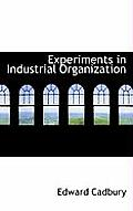 Experiments in Industrial Organization