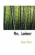 Mrs. Lorimer