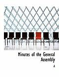 Minutes of the General Assembly