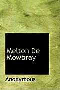 Melton de Mowbray