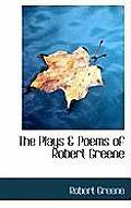 The Plays & Poems of Robert Greene