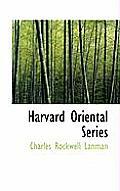 Harvard Oriental Series