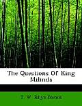 The Questions of King Milinda