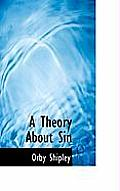 A Theory about Sin