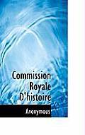 Commission Royale D'Histoire