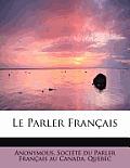 Le Parler Francais