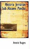 Historia Jemanae Sub Hasano Pascha