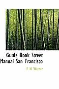 Guide Book Street Manual San Francisco