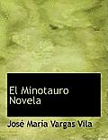 El Minotauro Novela