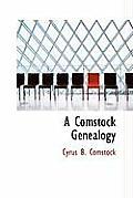A Comstock Genealogy