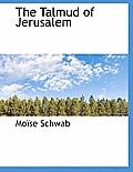 The Talmud of Jerusalem