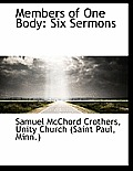 Members of One Body: Six Sermons