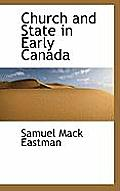 Church and State in Early Canada
