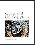 Apocrypha Anecdota, a Collection of Thirteen Apocryphal Books and Fragments
