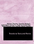 Travels to Tana and Persia