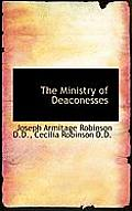 The Ministry of Deaconesses