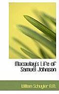 Macaulay's Life of Samuel Johnson