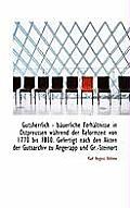 Gutsherrlich - Bauerliche Verhaltnisse in Ostpreussen Wahrend Der Reformzeit Von 1770 Bis 1830. Gefe