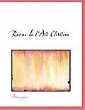 Revue de L'Art Chr Tien