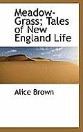 Meadow-Grass; Tales of New England Life