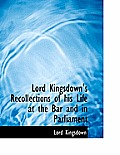 Lord Kingsdown's Recollections of His Life at the Bar and in Parliament
