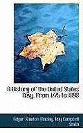 A History of the United States Navy, from 1775 to 1898