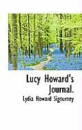 Lucy Howard's Journal.
