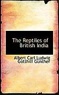 The Reptiles of British India