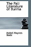 The Pali Literature of Burma