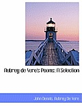 Aubrey de Vere's Poems: A Selection