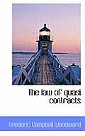 The Law of Quasi Contracts
