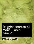 Raggionamento Di Mons. Paolo Giovio