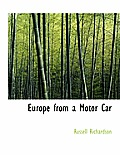 Europe from a Motor Car