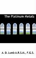 The Platinum Metals