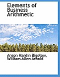 Elements of Business Arithmetic