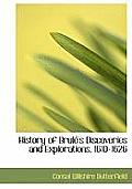 History of Brul 's Discoveries and Explorations, 1610-1626