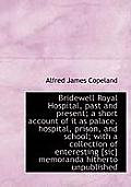 Bridewell Royal Hospital, Past and Present; A Short Account of It as Palace, Hospital, Prison, and S