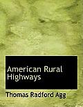 American Rural Highways