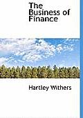 The Business of Finance