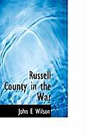 Russell County in the War