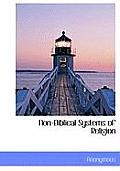 Non-Biblical Systems of Religion