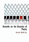 Remarks on the Beauties of Poetry