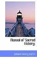 Manual of Sacred History