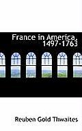 France in America, 1497-1763