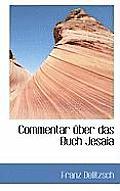 Commentar Uber Das Buch Jesaia