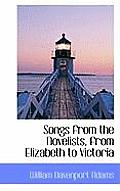 Songs from the Novelists, from Elizabeth to Victoria
