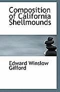 Composition of California Shellmounds